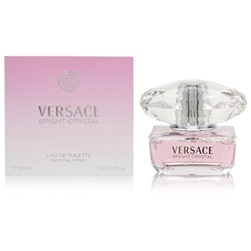 Versace BRIGHT CRYSTAL femme / woman, Eau de Toilette, Vaporisateur / Spray, 50 ml