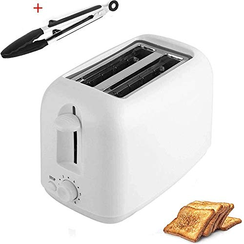 Read About ZOUQILAI Toaster 2 Slice, 2 Slice Toaster Wide Slot, Stainless Steel Toaster Removable Cr...
