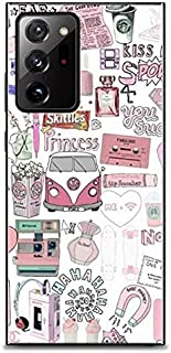 Case box Skittles princess back cover for Samsung note 20 Ultra