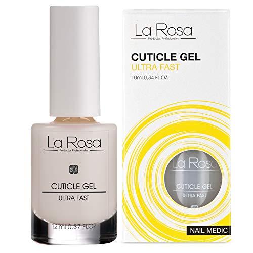 La Rosa nail medic cuticle gel quitacutículas - 10 ml