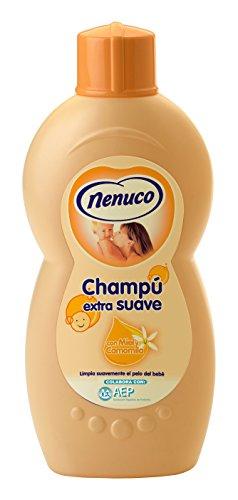 Nenuco Champú Ultra Suave, 500 ml