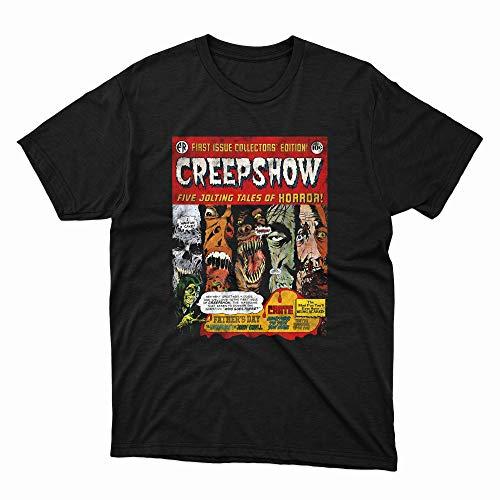 ERPGroup Creepshow Merch Creepshow Five Jolting Tales of Horror Funny T-Shirt, Hoodie, Sweater, Long Sleeve, Sweatshirt Black