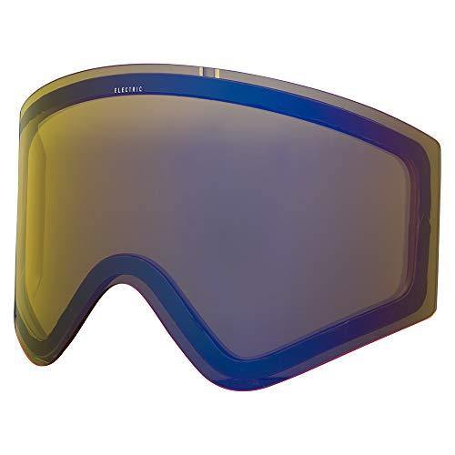 Electric EGX Lens Ski Goggles, Yellow/Blue Chrome