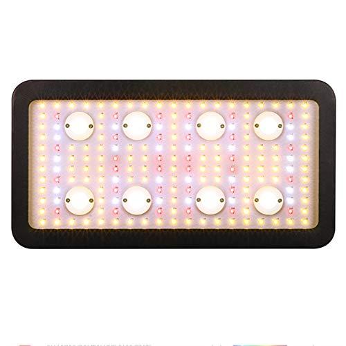 Lámpara De Planta De Espectro Completo, Ligera Y Similar Al Sol, Chips LED COB Y SMD Para Invernadero De Plantas De Interior, Con Temporizador E Interruptor Doble,2400W
