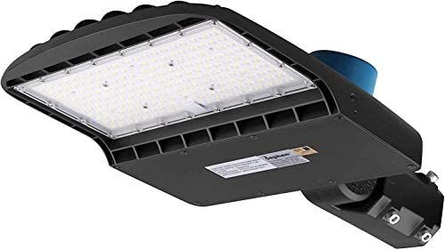21000Lm LED Parking Lot Lights 150W LED Shoebox Light with Photocell 5700K LED Outdoor Commercial product image