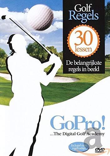 Go Pro:Golf Regels [DVD-AUDIO] [DVD-AUDIO]