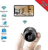 Spy Hidden Camera Wireless Premium Pack HD 1080P Motion Detection