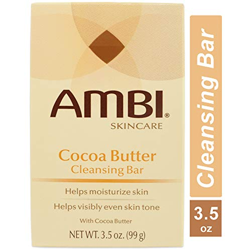 AMBI Cocoa Butter Cleansing Bar 99g