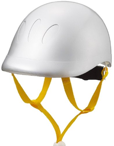クミカ工業 mamoru(マモル) 一般タイプ 防災ヘルメット シルバー 49~56cm KB001-D1S