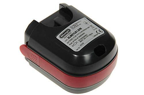 DeLonghi - Batería de 21,6 V y 2500 mAh para escoba Colombina Smart XLM21LE1