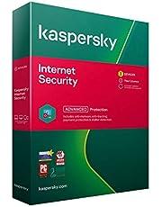 Kaspersky Internet Security 2021   3 Apparaten   1 Jaar   Antivirus en Secure VPN inbegrepen   PC/Mac/Android   Activeringscode per Post