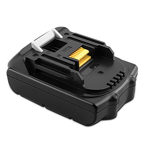 EICHXO 18V 3000mAh Li-Ion BL1830 Batería Compatible con Makita BL1850B BL1845 BL1850 BL1860 BL1840B BL1840 BL1860B BL1835 194204-5 LXT-400 Batería de Repuesto