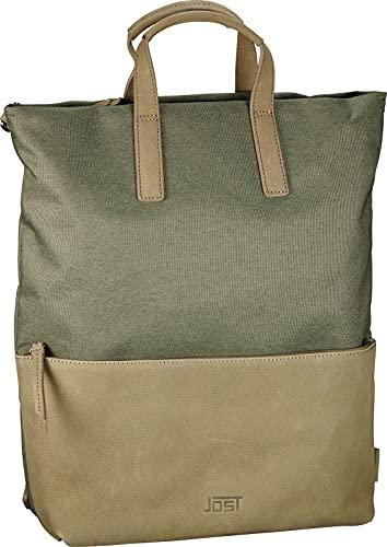 Jost Bergen X-Change (3in1) Bag S Borsa a zainetto 13? verde-oliva