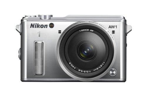 Nikon 1 AW1 14.2 MP HD Waterproof