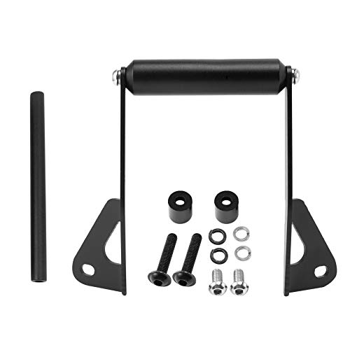 Kamenda Motorcycle Stand Holder Phone Mobile Phone GPS Navigation Plate Bracket for MOTO GUZZI V85 TT 2019-2020(12+22mm)