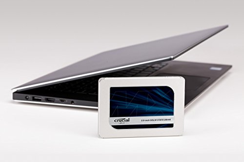 Disque Dur SSD interne Crucial MX500 1 To - 5
