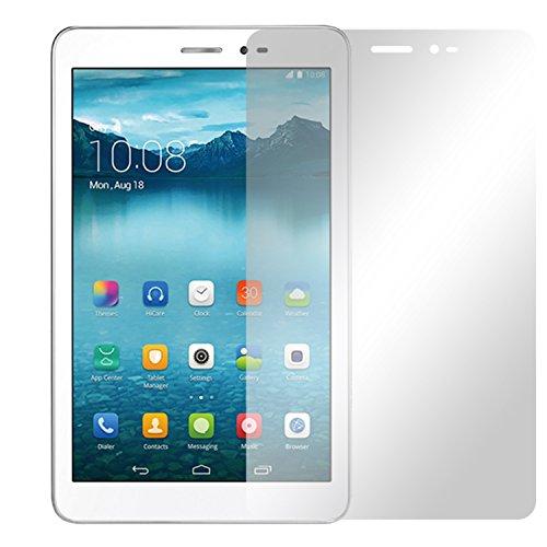 Slabo 2 x Bildschirmschutzfolie Huawei Honor T1 / Huawei MediaPad T1 8.0 Bildschirmschutz Schutzfolie Folie Crystal Clear unsichtbar Made IN Germany