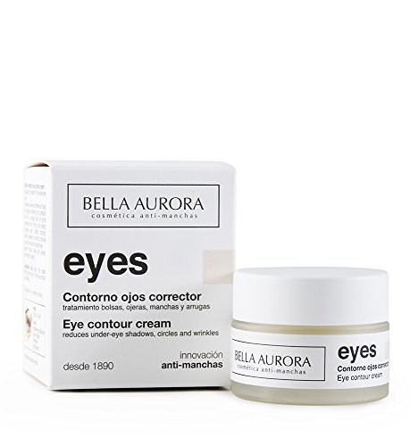Bella Aurora Eyes Crema Contorno de Ojos Anti-ojeras | Anti-manchas Cara |...