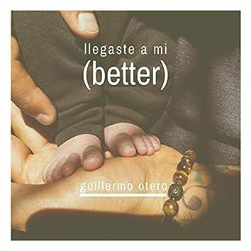 Me haces ser mejor (Better) (feat. Jessica Lindsay)