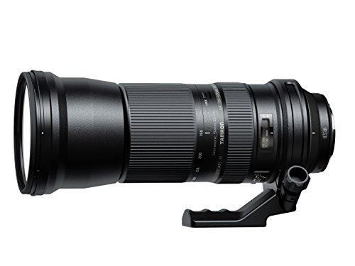Tamron SP 150-600mm F/5-6.3 Di VC USD telelens voor Canon
