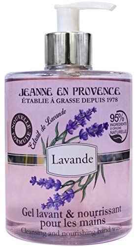 JEANNE EN PROVENCE Gel Lavant Mains Lavande 500 ml