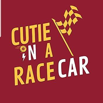 Cutie in a Race Car
