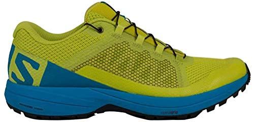 Salomon XA Elevate, Zapatillas de Trail Running para Hombre, Verde (Acid Lime/Hawaiian...