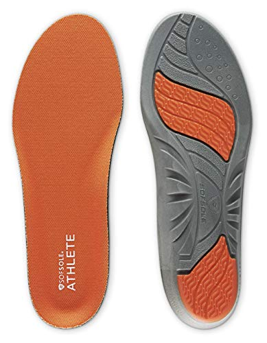 Sof Sole Insoles Men's ATHLETE Performance...