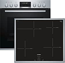 Bosch Home Horno (Acero Inoxidable, hnd675ls60