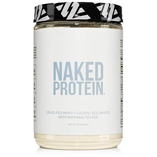 Naked Protein Powder Blend - Egg, Whey and Casein Protein Blend