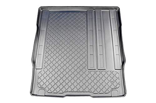 MTM Vasca Baule per Proace Verso (Medium) / Proace Electric 2016- Protezione Bagagliaio su Misura, Utilizzo: (L2 Medium) Dietro la II Fila di sedili; sedili con binari, Lunghezza Vasca 1340 mm, 8704