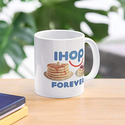 Forever Mug Ihop The Trending Selling White 11 Oz Gift Coffee Mug For Your Beloved 2019