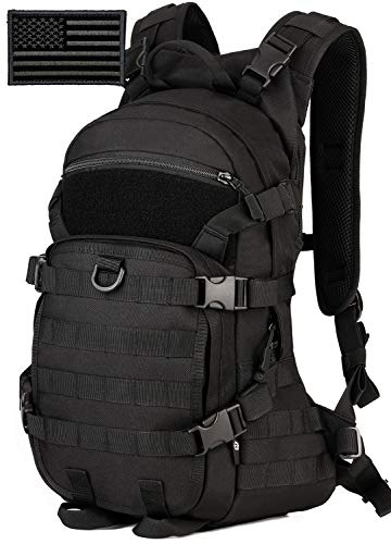 Protector Plus Tactical Motorcycle Backpack Military MOLLE Cycling...