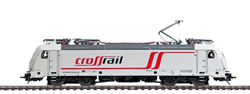 Mth Electric Trains 120056482 – Locomotive électrique Re 482, TRAXX Cross Rail