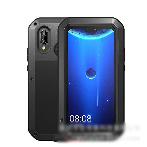 Dingziyue - Carcasa para Huawei P20, P20 Pro, P20 Pro, Mate10, Mate10 Pro, Mate20 Pro, Mate20 Pro, Mate20 Pro, Mate20 Lite, Nova 3e, silicona, negro, Mate20 Lite