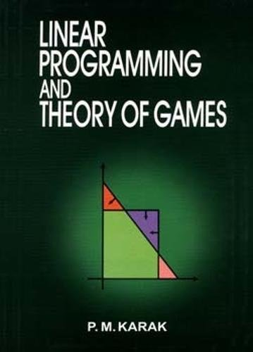 Liner Programming and Theory of Games