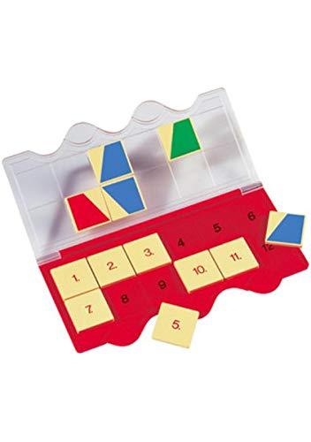 miniLÜK: Kontrollgerät mit Klarsichtteil: Kästen / Kontrollgerät mit Klarsichtteil: Kontrollgerät mit Klarsichtteil (Rot) (miniLÜK: Kästen)