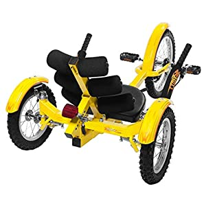 """Mobo Mobito (Yellow) Cruise in Style (16"""")"""