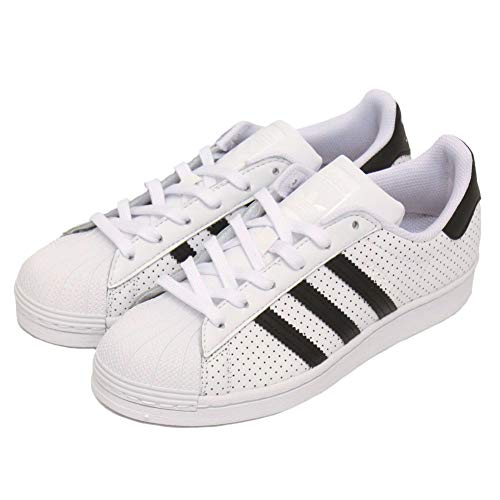 adidas Superstar W, Zapatillas para Mujer, FTWR White/Core Black/FTWR White, 36 2/3 EU