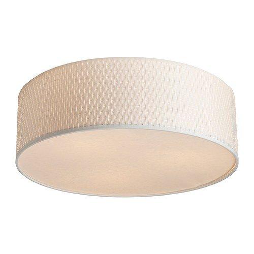 IKEA ALANG - Plafondlamp, wit - 45 cm