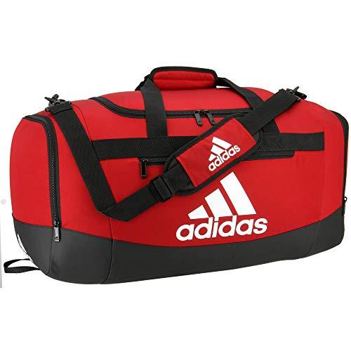 adidas Defender 4 Medium Duffel Bag, Bolsa Unisex Adulto, Team Power Red, Talla única