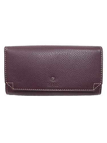 Esprit Damen Geldbörse Portemonnaies Nell Flat Clutch Rot 109EA1V005-600