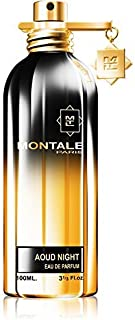100% Authentic MONTALE AOUD NIGHT Eau de Perfume 100ml Made in France