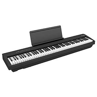 Roland FP-30X-BK Digital Piano - La version améliorée du plus populaire des pianos portables (Noir) (B08SW1RCR2) | Amazon price tracker / tracking, Amazon price history charts, Amazon price watches, Amazon price drop alerts