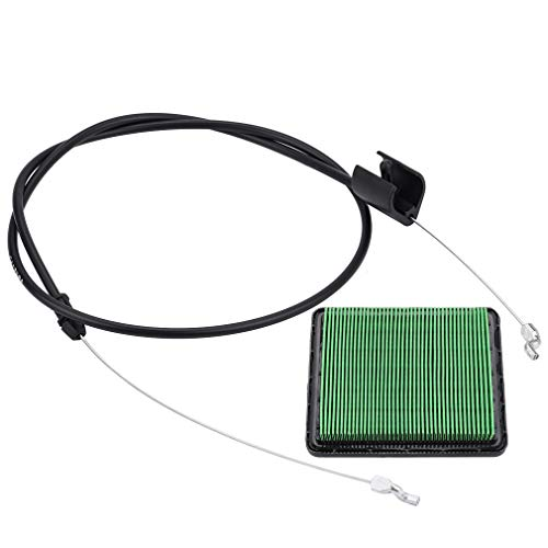 Hipa 54530-VG3-D01 Brake Cable Air Filter for Honda HRR216 HRS216 HRT216 HRZ216 Lawn Mower