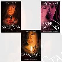 Alyson Noel The Immortals 3 Books Bundle Collection (Night Star: 5,Dark Flame: 4 (The Immortals), Everlasting: 6 (The Immortals))
