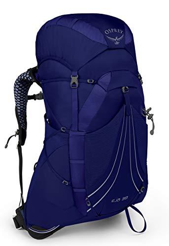 Osprey Eja 38 leichter Trekkingrucksack für Frauen - Equinox Blue (WS)