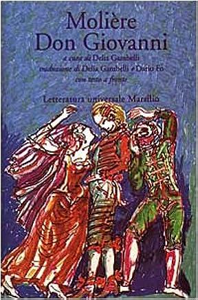 Don Giovanni. Testo francese a fronte