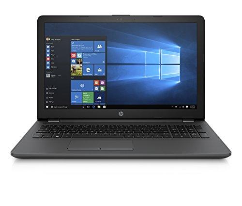 HP 255 G6 Notebook PC, AMD A6-9220U, 8 GB di RAM DDR4, SSD da 256 GB, Display LCD 15.6 FHD SVA Antiriflesso 1920 x 1080, Argento/Cenere Scuro