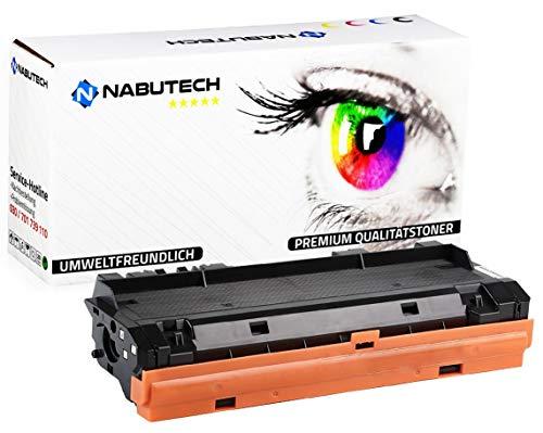Nabutech Toner 6.500 Seiten | 110% mehr Druckleistung | kompatibel zu Samsung MLT-D116L für Samsung Xpress M2625, M2625D, M2675FN, M2820DW, M2825DW, M2825ND M2835DW M2875FD M2875FW M2875ND M2885FW